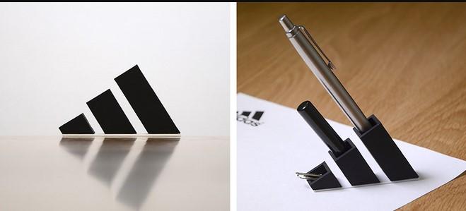 Nhà thiết kế Nhật Bản biến logo nổi tiếng thành đồ gia dụng