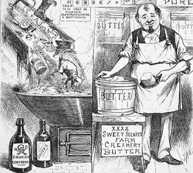 Hơn 100 năm trước, người Mỹ thực hiện an toàn thực phẩm thế nào? - H6