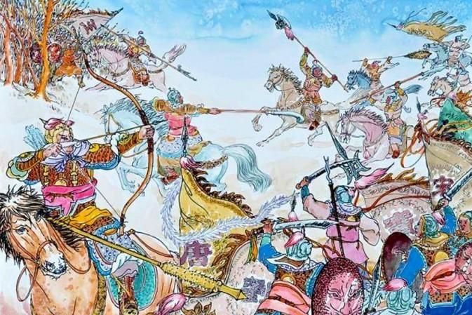 Quân đội của Tần Vương nổi danh khắp thế giới và đã liên tục đạt những thành tựu phi thường