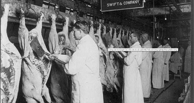Hơn 100 năm trước, người Mỹ thực hiện an toàn thực phẩm thế nào? - H1