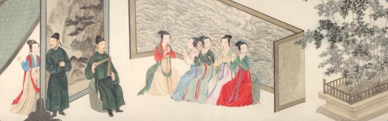 Mộng vượt ngàn năm về triều Tần, văn nhân đời Đường để lại trải nghiệm khắc cốt ghi tâm.4