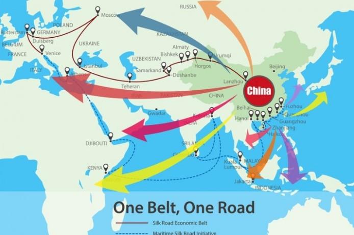 """5 quốc gia phải """"gán đất trả nợ"""" cho Trung Quốc.5"""