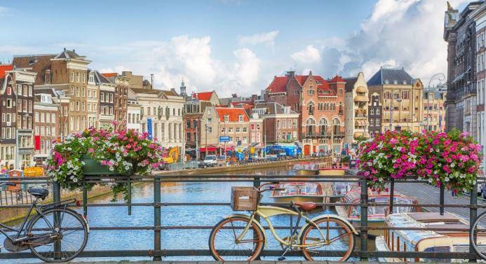 Amsterdam là thành phố không an toàn về đêm? H1