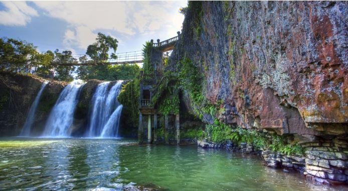 Công viên Paronella: Nơi huyền diệu nhất trong khu rừng nhiệt đới của Australia - H1