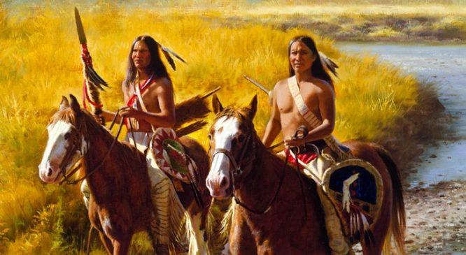 Sự thông thái của người Mỹ bản địa tạo ra một thế hệ thiếu niên dũng cảm - H1