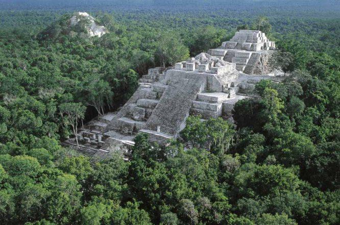 Nghiên cứu mới: Maya sụp đổ vì không qua khỏi hạn hán - H2