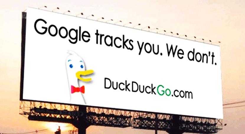 Khi Google ngày càng tai tiếng, DuckDuckGo nhận được sự chú ý - H1