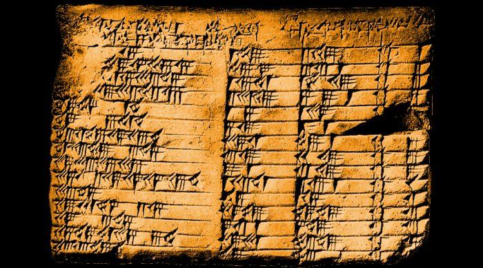 Giải mã phiến đất sét tiết lộ hiểu biết phi thường của người Babylon.1