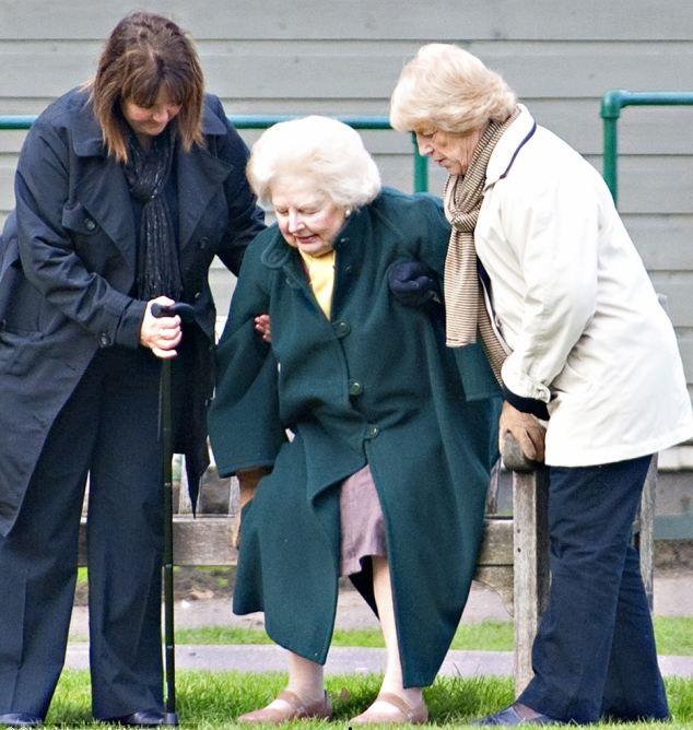 Số mệnh lúc tuổi già của một người có thể đoán trước? Ảnh 2