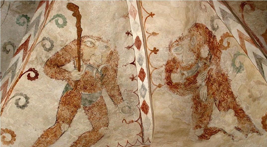 Sinh vật bí ẩn thời cổ đại (P1): Tộc người không đầu Blemmyes - ảnh 1