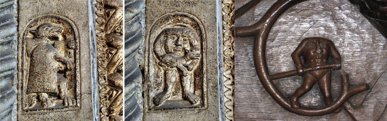 Sinh vật bí ẩn thời cổ đại (P1): Tộc người không đầu Blemmyes - ảnh 6