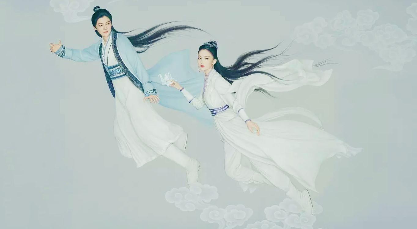 Ông lão ban đan dược trường sinh cho thị nữ của Dương Quý Phi.