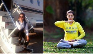 Nữ tiếp viên hàng không Ấn Độ khỏi hoàn toàn căn bệnh kỳ lạ nhờ tu luyện