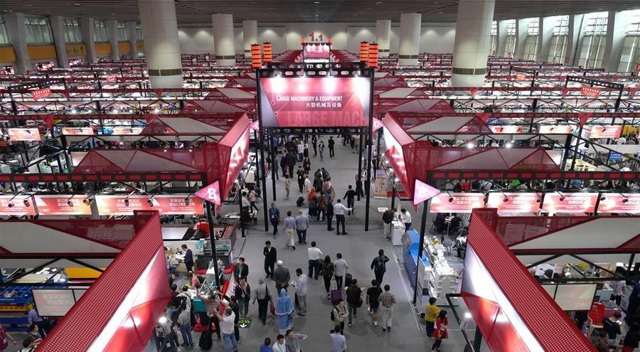 Hội chợ Xuất nhập khẩu Trung Quốc hội tụ rất nhiều nhà xuất khẩu Trung Quốc