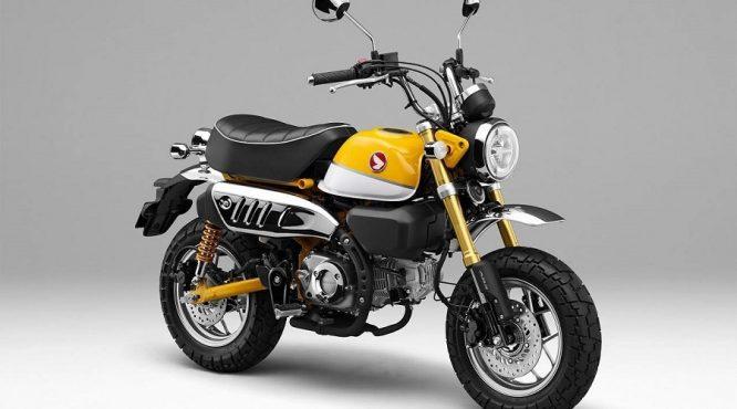 """""""Xe khỉ"""" giá gần 90 triệu đồng vừa được Honda ra mắt.1"""