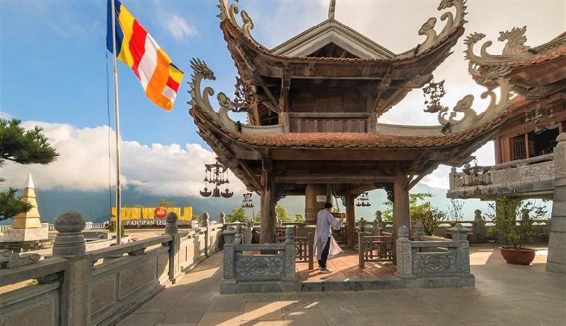 Vụ trộm chuông ở ngôi chùa cổ.