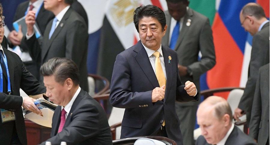 Nhật Bản ngừng cung cấp ODA cho Trung Quốc