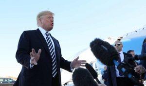 Tổng thống Trump tuyên bố rút khỏi hiệp ước hạt nhân INF với Nga