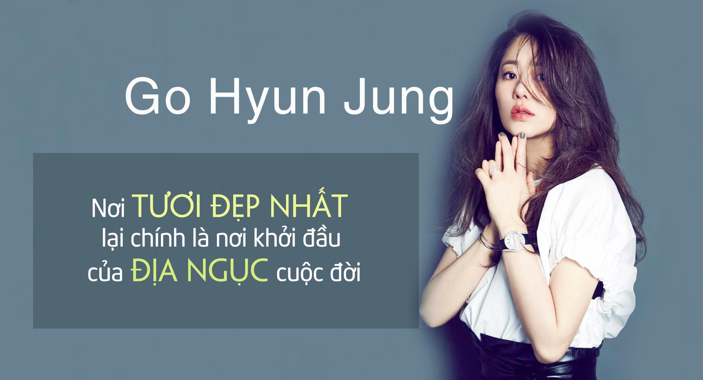 Làm dâu nhà tài phiệt Samsung: Tấn bi kịch cuộc đời của diễn viênGo Hyun Jung