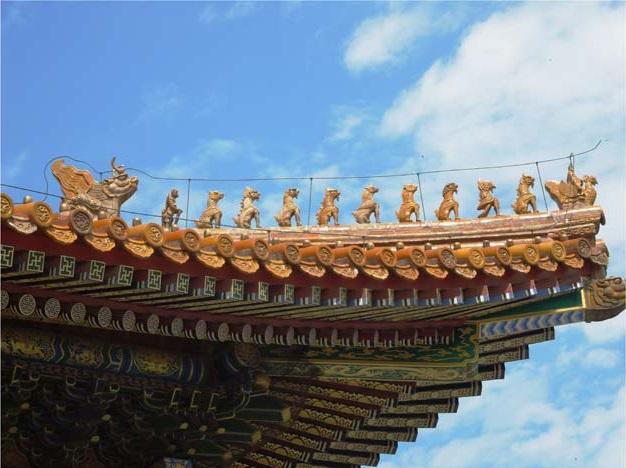 Long Sinh Cửu Phẩm – Trào Phong trên điện Thái Hòa