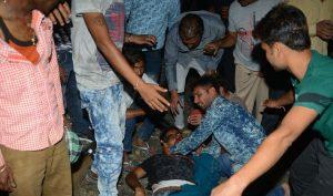 Tàu hỏa Ấn Độ cán đám đông mừng lễ hội, ít nhất 50 người thiệt mạng