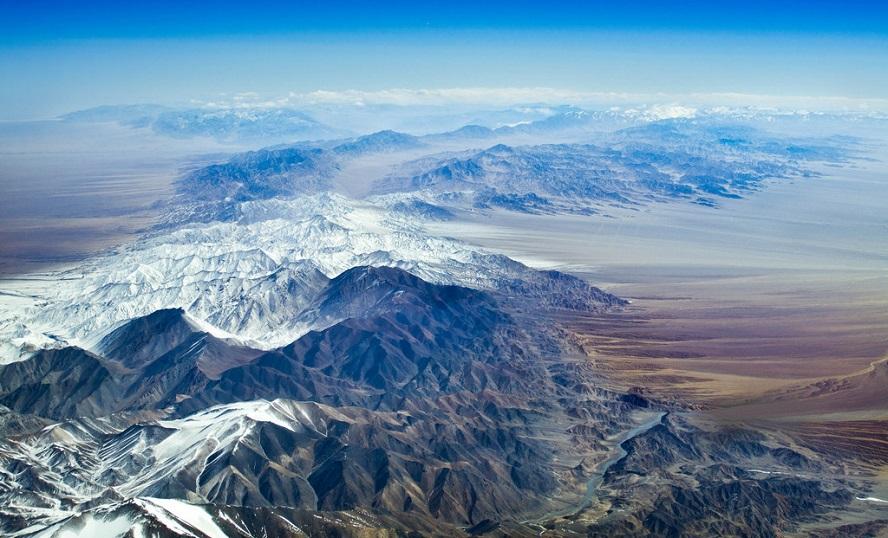 Thủy tổ long mạch của Trung Quốc bắt nguồn từ núi Côn Lôn.(Ảnh: Flickr)