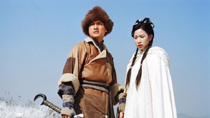 Trần Cẩm Hồng - Xa Thi Mạn thành công nhờ tiểu thuyết Tuyết sơn phi hồ của Kim Dung