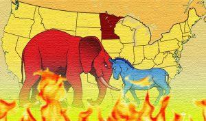 """Liệu Tổng thống Trump có thể """"cảm hóa"""" được Minnesota?"""