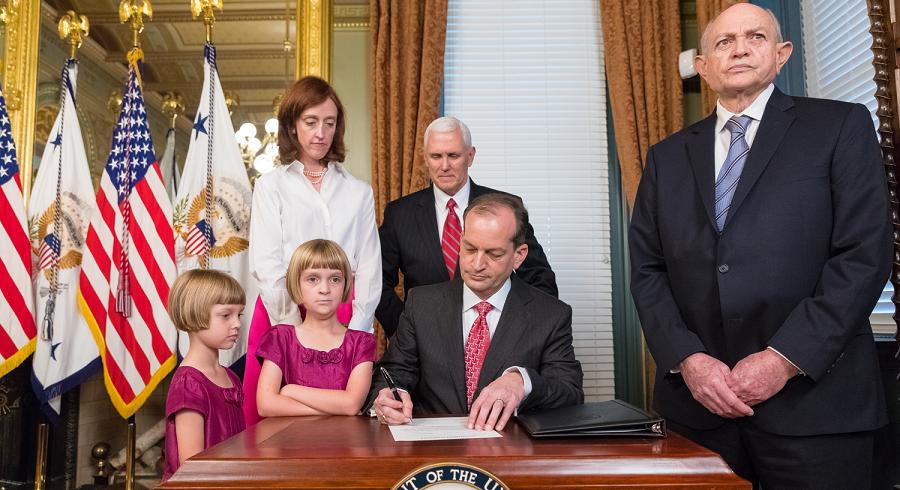 Bộ Lao động Mỹ hôm 22/10 đã công bố một quy định mới giúp các doanh nghiệp nhỏ có thể thực hiện chế độ phúc lợi xã hội dễ dàng