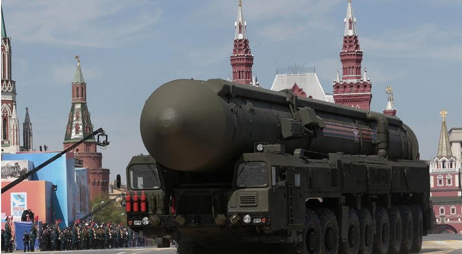 Tên lửa Yars của Nga có thể mang nhiều đầu đạn hạt nhân