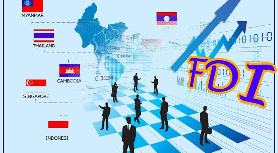 Đầu tư nước ngoài vào Đông Nam Á tăng mạnh do ảnh hưởng của cuộc chiến thương mại