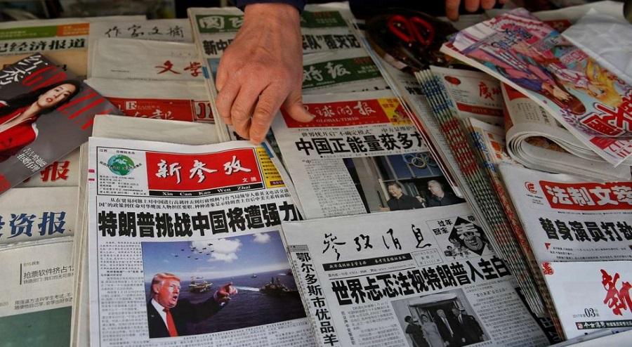 ĐCSTQ có thể kiểm soát cả các kênh truyền thông tiếng Trung ở nước ngoài