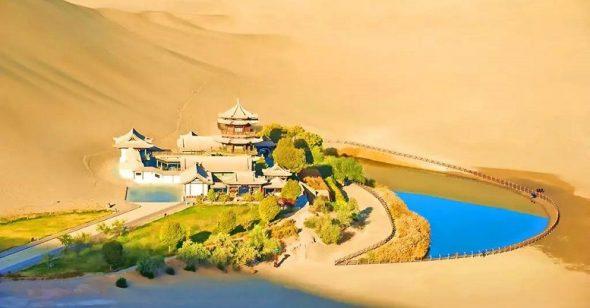 Gobi – Vùng sa mạc bí ẩn không bị nhấn chìm bởi thời gian
