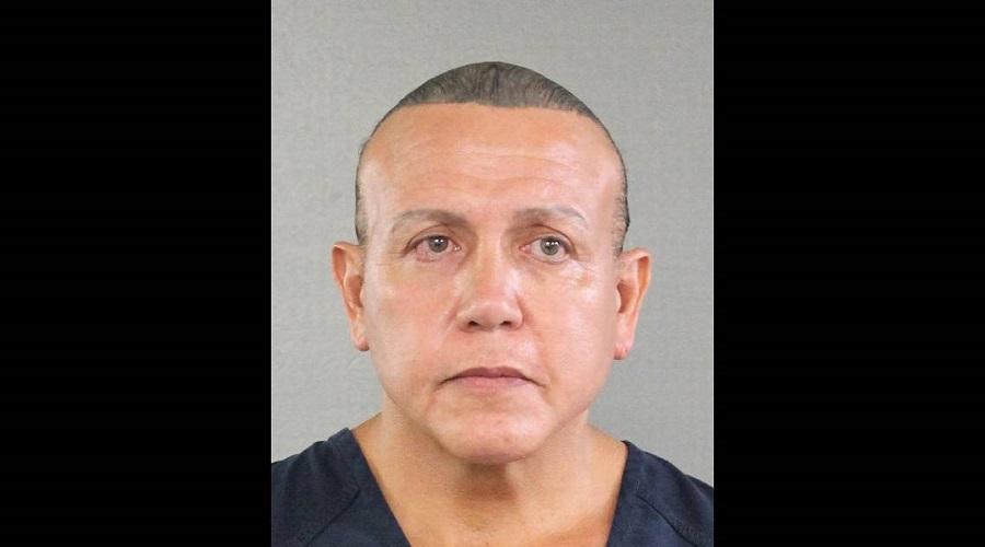 Nghi phạm gửi 'bom thư' Cesar Sayoc