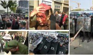 Trung Quốc: Hàng ngàn cựu binh Sơn Đông biểu tình đòi quyền lợi