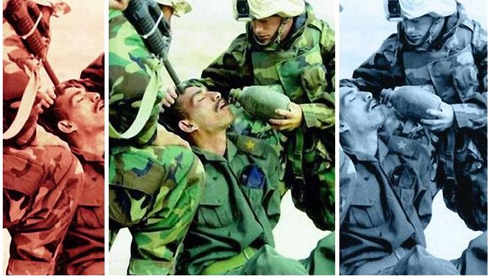 Góc chụp ảnh khác nhau công với sự cắt ghép có thể đưa đến những câu chuyện khác nhau.