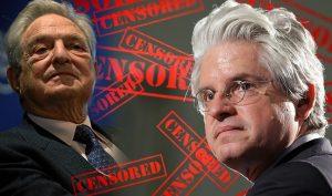 Tài liệu rò rỉ: Tỷ phú George Soros giật dây sự kiểm duyệt của mạng truyền thông