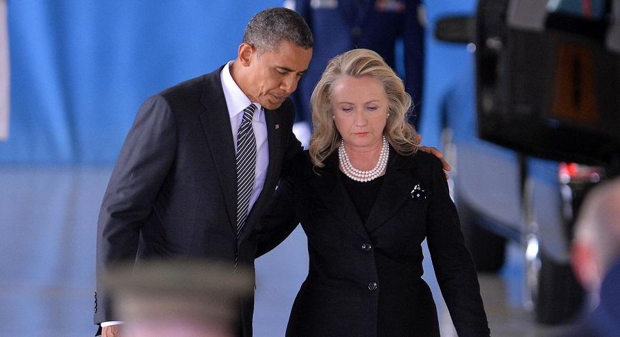 Tổng thống Obama và bà Hillary nằm trong số những người bị gửi bom thư