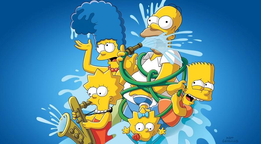 """Phim hoạt hình """"The Simpsons"""" dự đoán chính xác Canada hợp pháp hóa cần sa"""