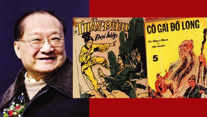 Hầu như báo nào trước năm 1975 cũng đăng truyện của Kim Dung do Hàn Giang Nhạn dịch