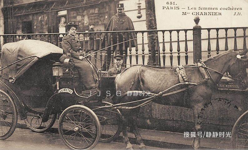 Người đánh xe ngựa thế kỷ 18 xuyên thời không đến thế kỷ 20 - ảnh 3