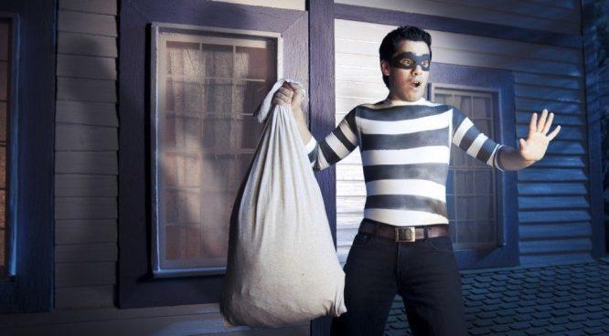 """Ăn cướp """"hiền lành"""" nhất Nhật Bản: Trước khi cướp cần xin phép.1"""