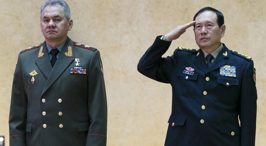 """Bộ trưởng quốc phòngTrung Quốc Ngụy Phượng Hòa tuyên bố, Trung Quốc quyết bảo vệ Đài Loan và Biển Đông """"bằng mọi giá"""""""
