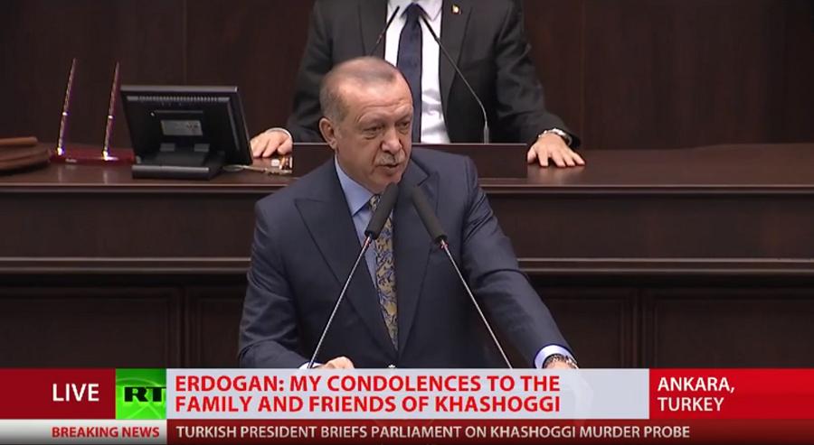 Tổng thống Thổ Nhĩ Kỳ tiết lộ thông tin vụ nhà báo Khashoggi mất tích