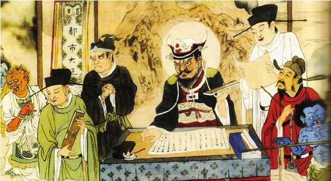 Triệu Thái thời Tây Tấn du ngoạn địa ngục, lưu lại lời cảnh tỉnh với thế nhân