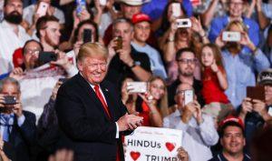 Tỷ lệ ủng hộ ông Trump vẫn tiếp tục tăng cao