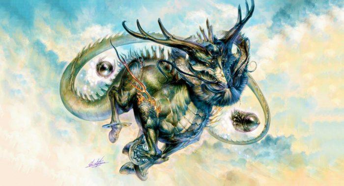 Long Sinh Cửu Phẩm – tranh minh họa