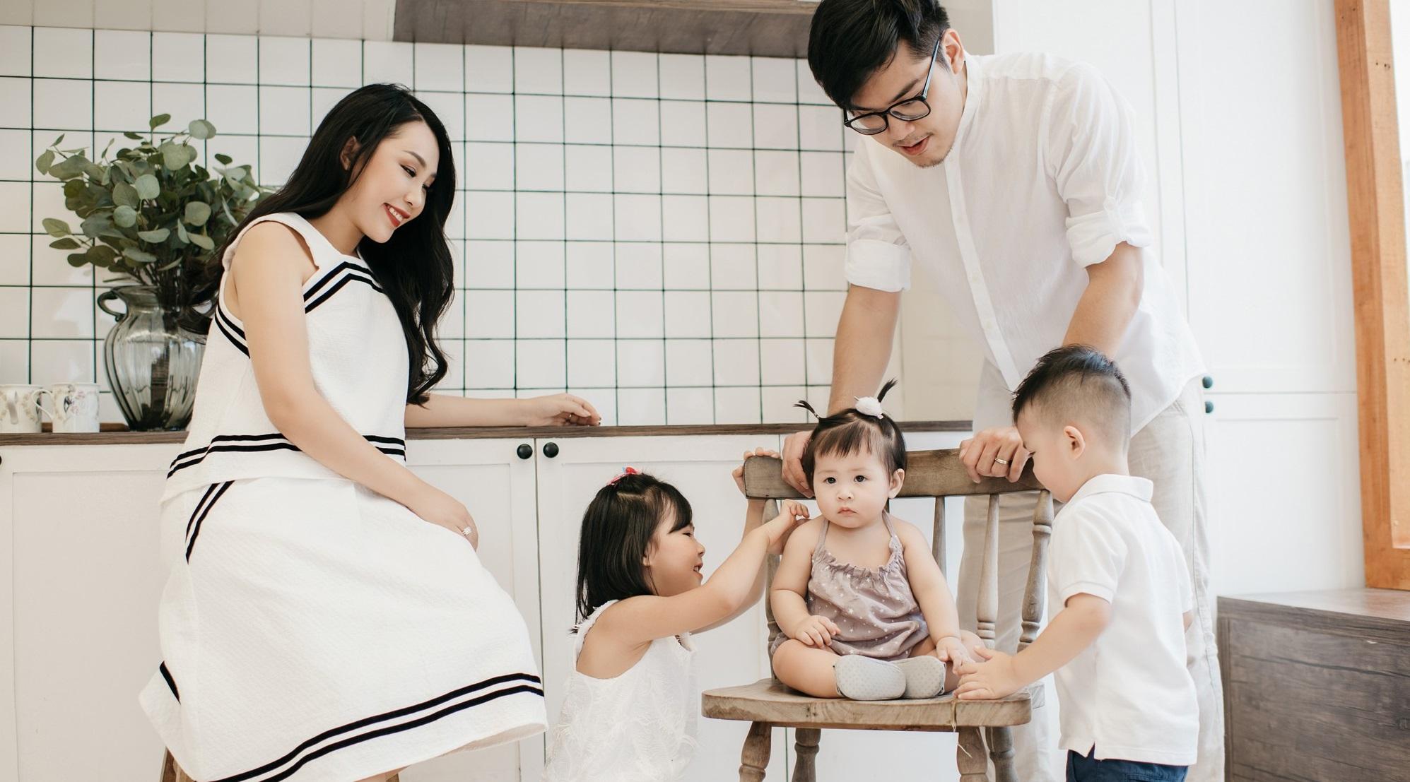Gia đình hòa thuận, nghèo khó đến đâu cũng có thể làm giàu