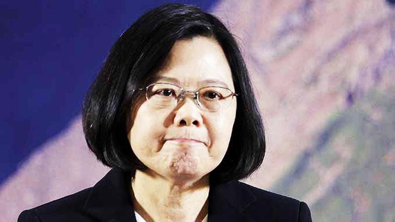 Bà Thái Anh Văn từ chức, ai sẽ tiếp chiến Trung Quốc