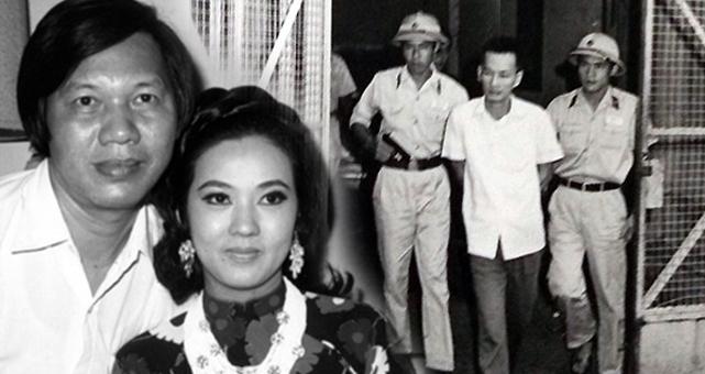 Vợ chồng nghệ sĩ Thanh Nga đã ra đi tròn 40 năm, hung thủ cũng đã đền tội - Ảnh: Tư liệu/Tiểu Vũ ghép